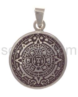 Amulett Aztekenkalender, klein