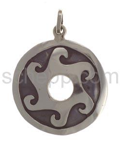 Amulett Sonnenrad