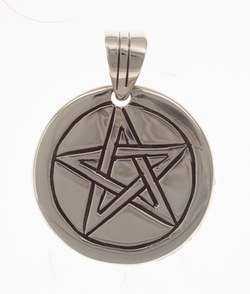 Amulett Pentagramm