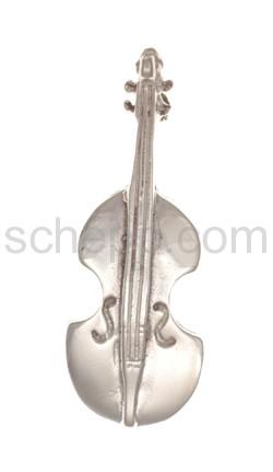 Brosche Geige