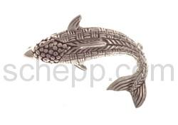 Brosche Delfin