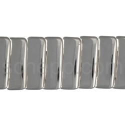Gliederarmband aus Silberplatten