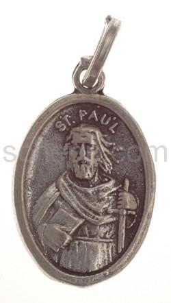 Amulett, Heiliger St. Paul/Heiliger St.Peter