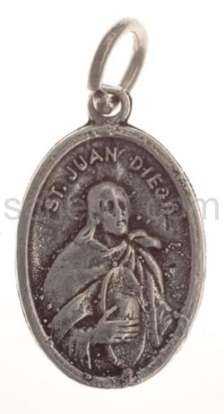 Amulett, Heiliger St. Juan Diego