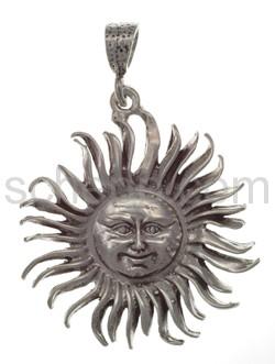 Anhänger Sonne, groß