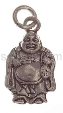 Anhänger Buddha mit Mandoline