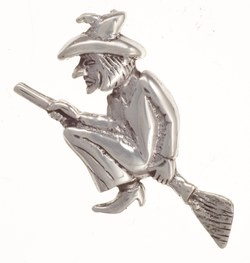 Pendant witch