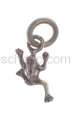 Anhänger Frosch, klein