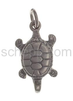Anhänger Schildkröte, flach