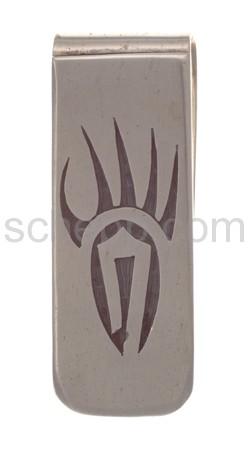 Geldspange Bärentatze (Hopi-Style), breit