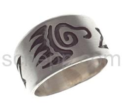 Ring Bärentatze (Hopi-Style)