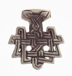 Anhänger keltisch mit Knotenmuster