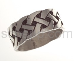 Ring knot design