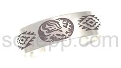 Armspange, keltischer Drache