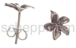 Ohrstecker Blüte