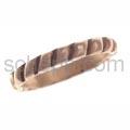 Ring, Kupfer, ziseliert
