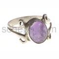 Ring, Amethyst, klein