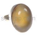 Ring mit großem Karneol, oval