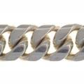 Panzerarmband, sehr breit, Breite 4,4 cm