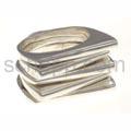 Ring aus beweglichen Silberscheiben