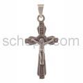 Anhänger, Kreuz mit Jesusfigur