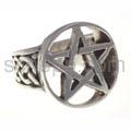 Ring Pentagramm
