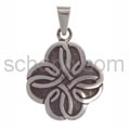 Pendant Celtic, knot design